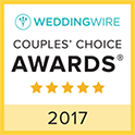Wedding Wire - Couples choice 2017