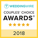 Wedding Wire - Couples choice 2018