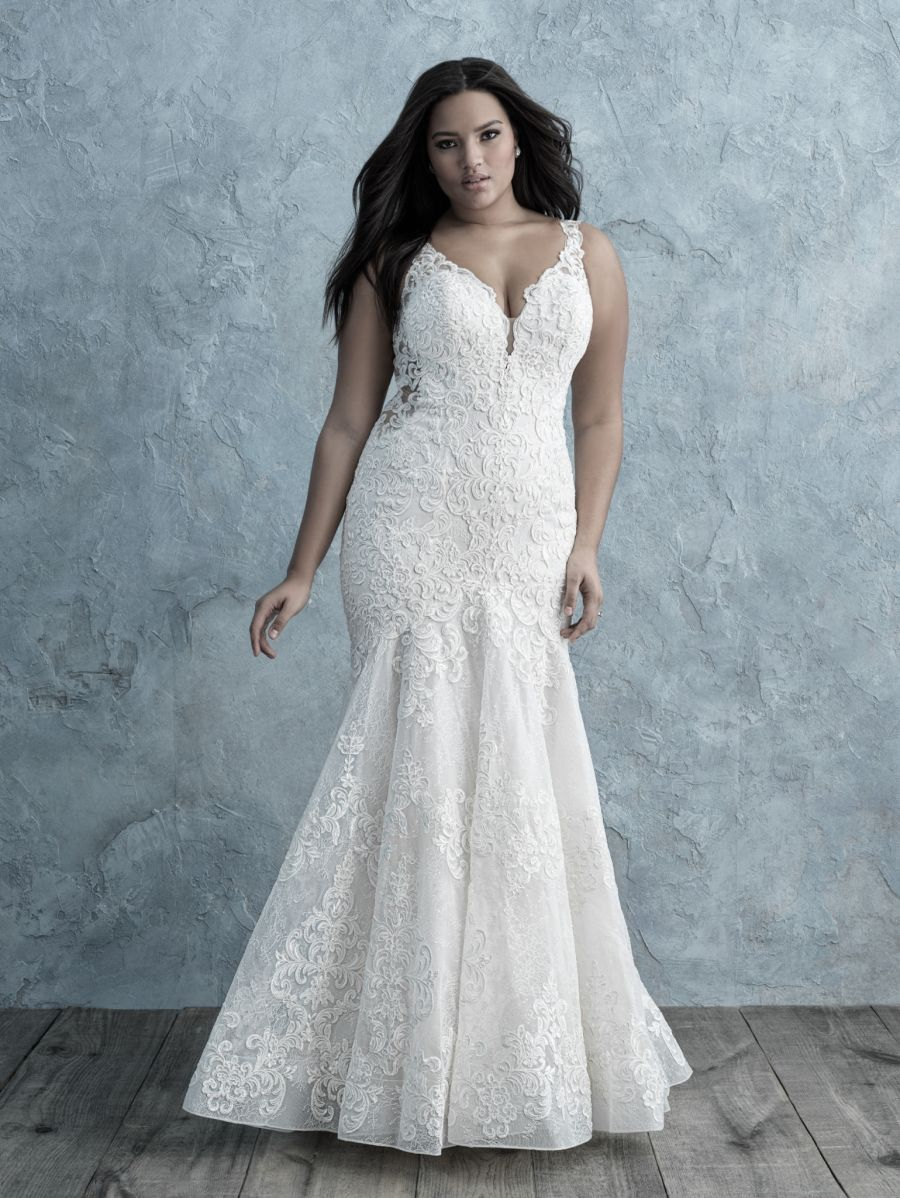 9651 by Allure Bridal