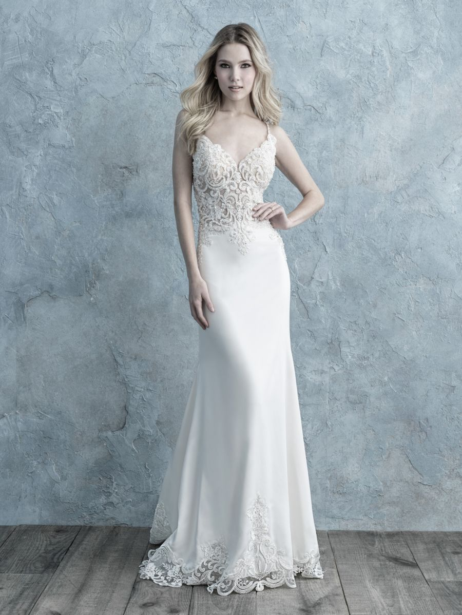 9664 by Allure Bridal