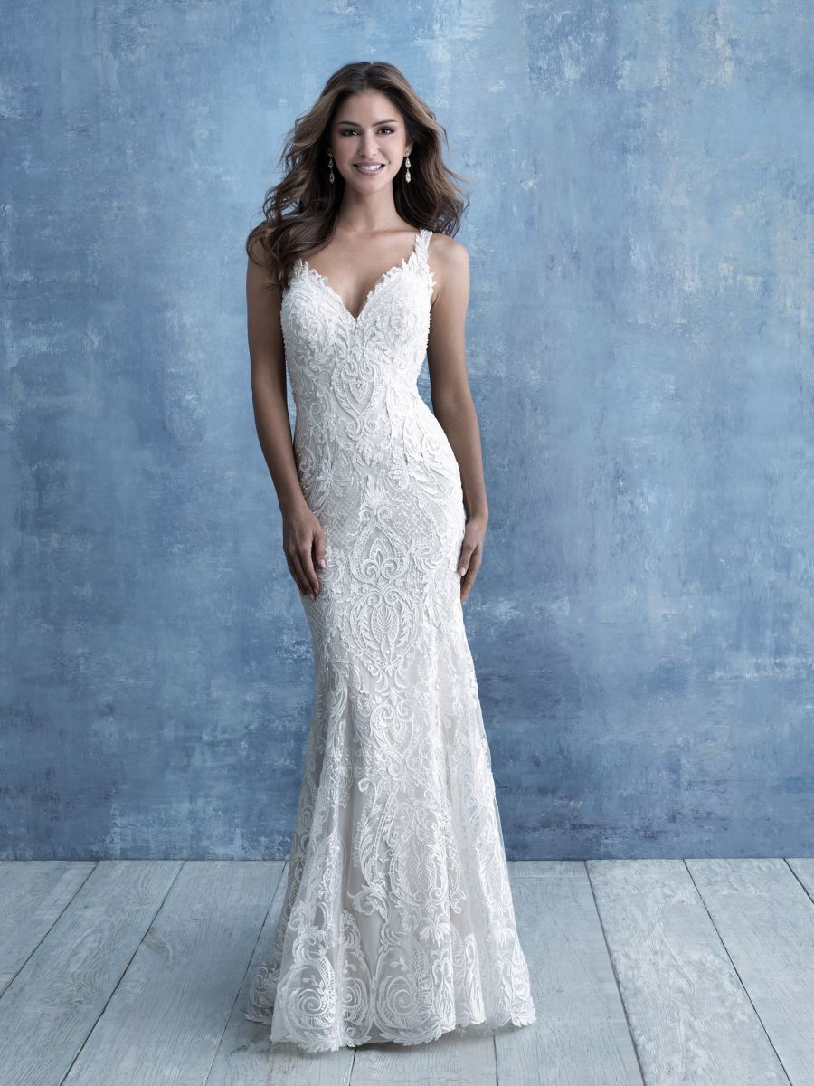 9720 by Allure Bridal