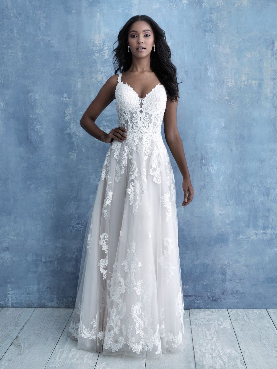 9730 by Allure Bridal