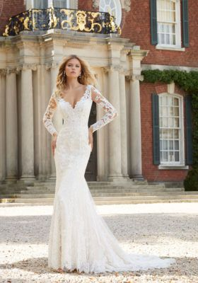 PEARLINA by Mori Lee by Madeline Gardner