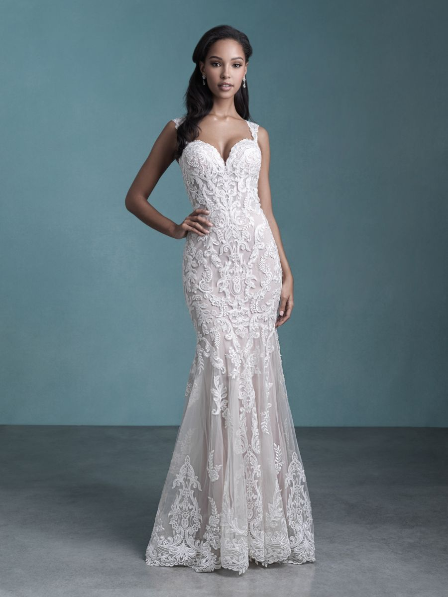 9754 by Allure Bridal