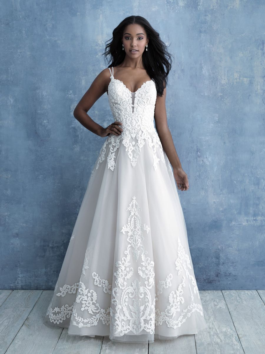 9732 by Allure Bridal
