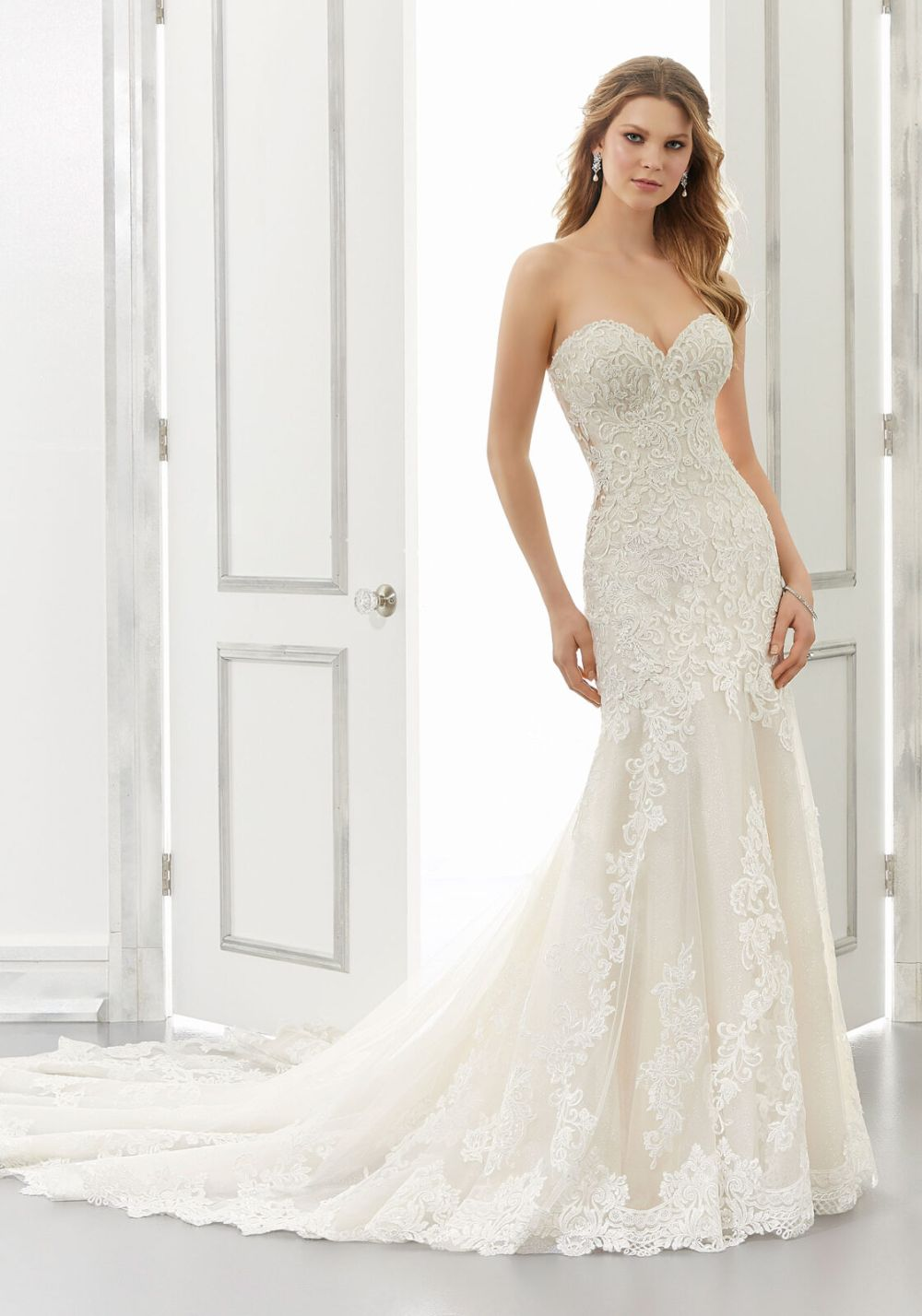 Allison 2188 by Mori Lee by Madeline Gardner