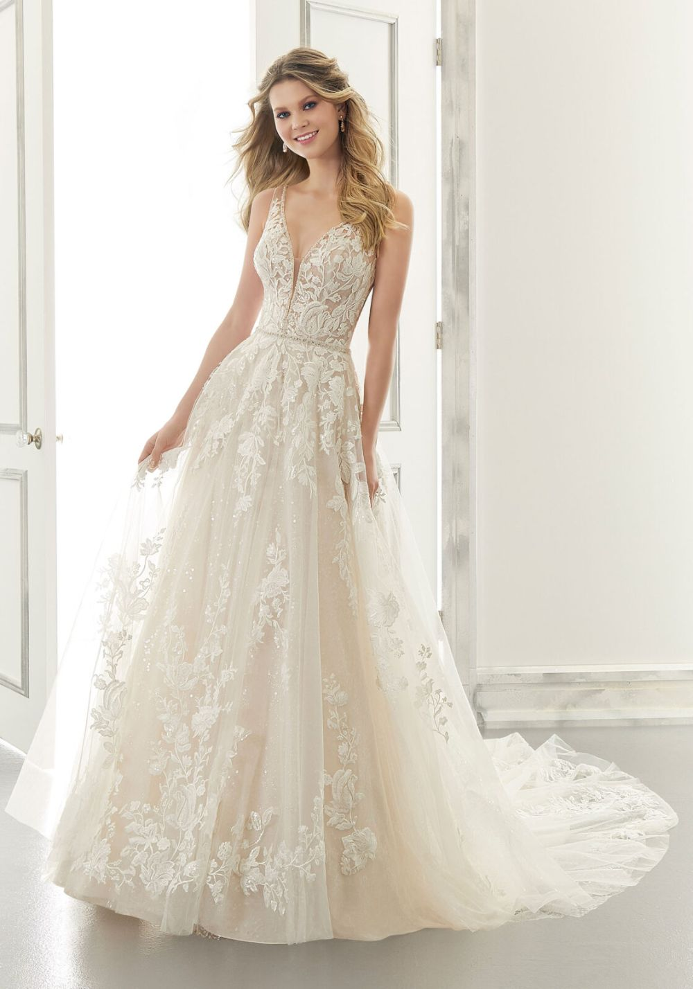 ANA 2179 by Mori Lee by Madeline Gardner