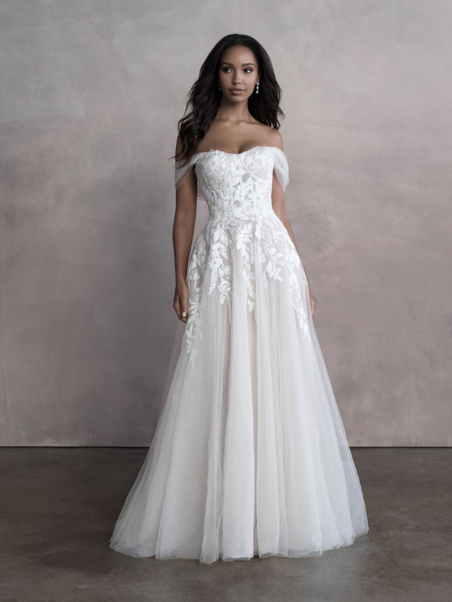 9803 by Allure Bridal