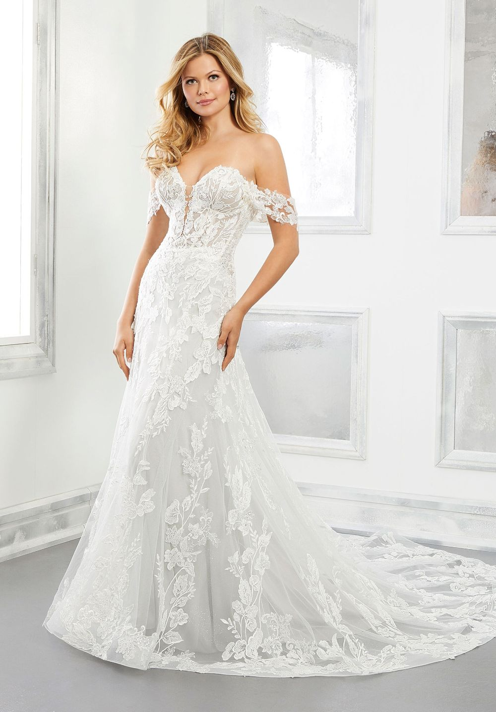 BLOSSOM 2307 by Mori Lee by Madeline Gardner